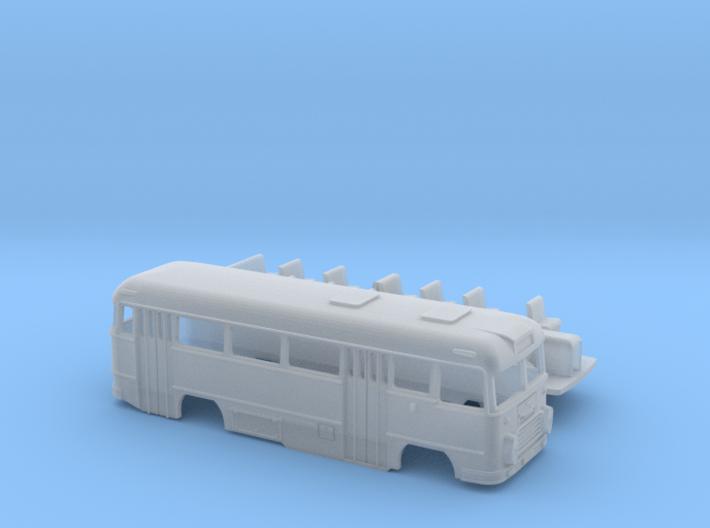 Ikarus 311 Stadtbus Spur N (1:160) 3d printed
