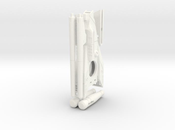 IS_Starship_part1 3d printed