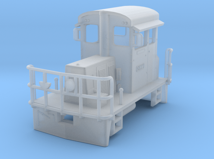 PBR NRT1(4mm/1:76.2 Scale) 3d printed