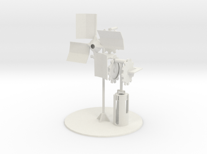 machine big 3d printed