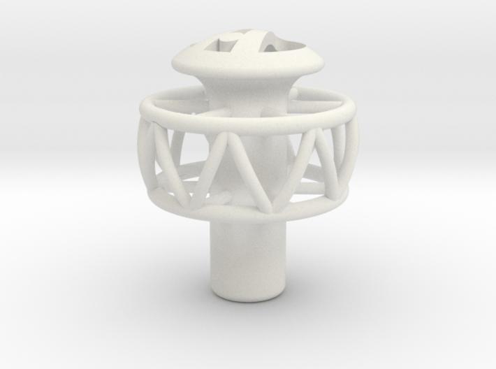 Ariel Atom shift knob - Helicoil 3d printed