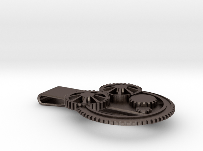 TieBar02 3d printed