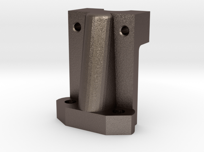 Ignition Switch Bracket, 1929 Oakland, 3d printed