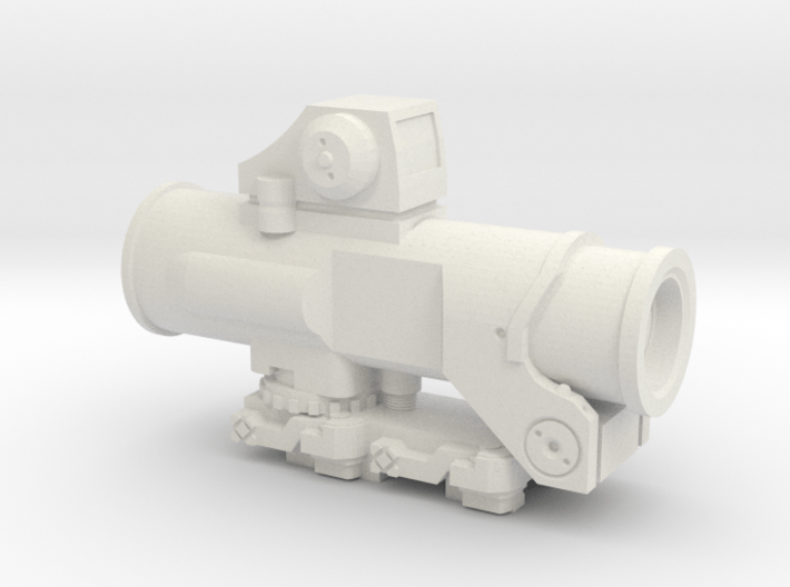 1:6 SCALE COMBAT SIGHT 3d printed