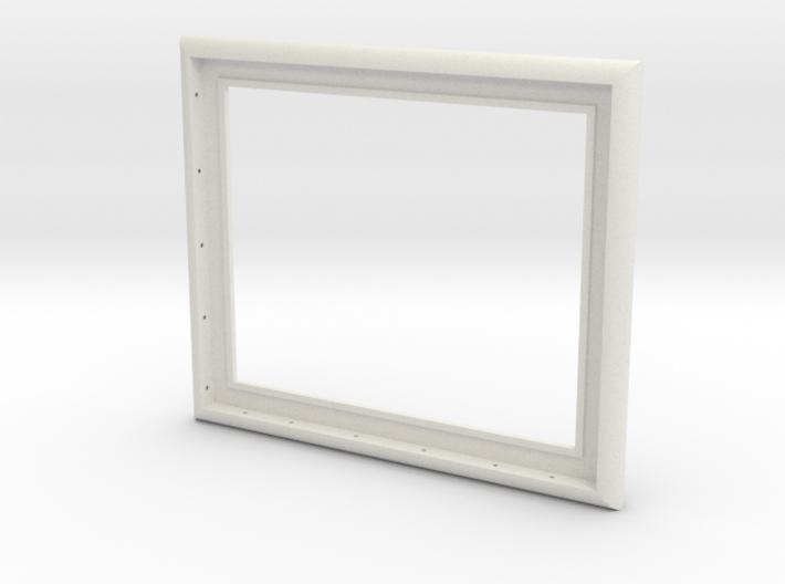 Papermaking Deckle 3d printed