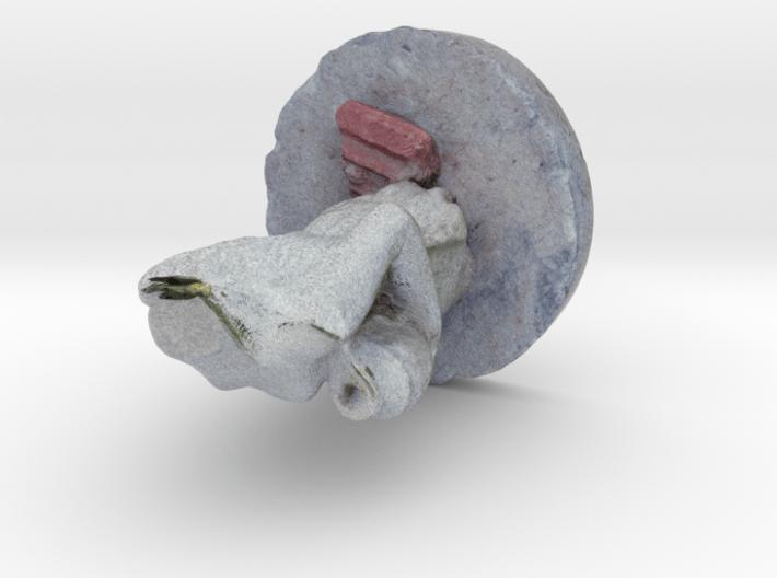 Statuelait0.5x5 3d printed