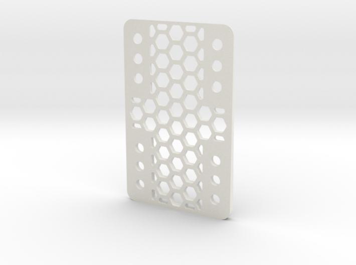 RazorWedge 2 3d printed