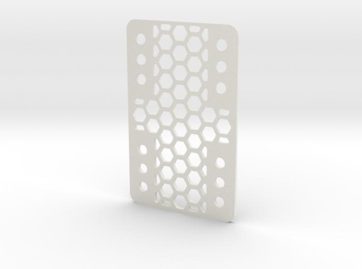 RazorWedge 1 3d printed