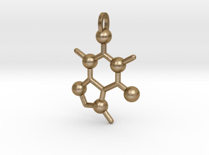 Coffee Molecule 3d printed