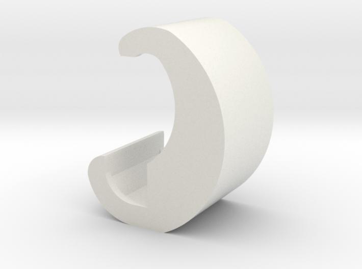 """Besatzungsteil """"Mond"""" 1:87 (H0 scale) 3d printed"""
