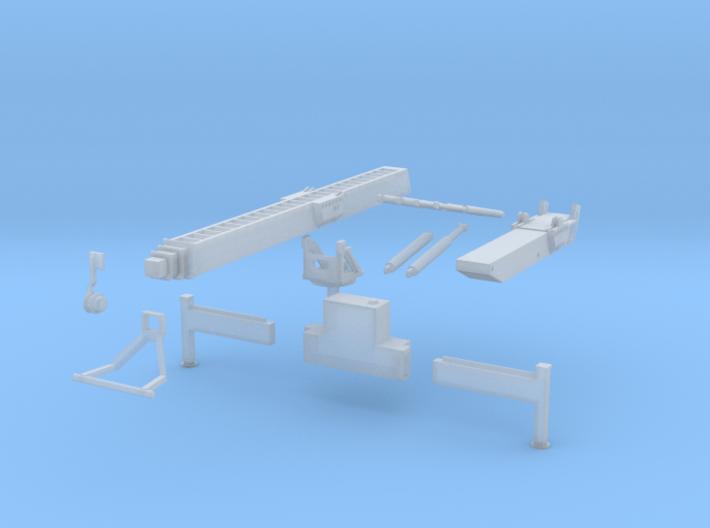Multistar Arm 3d printed