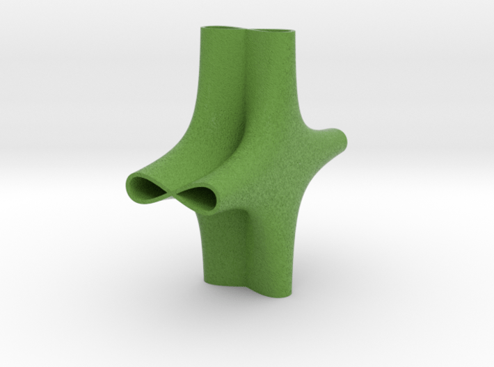 Helix, Exhibit Size 3d printed