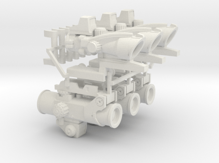 1:6 scale custom 05 05 2014 3d printed