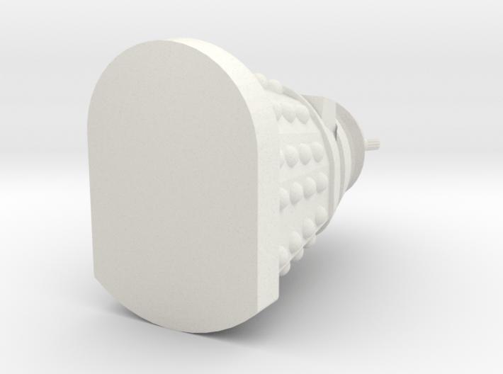 Dalek Earing 3d printed