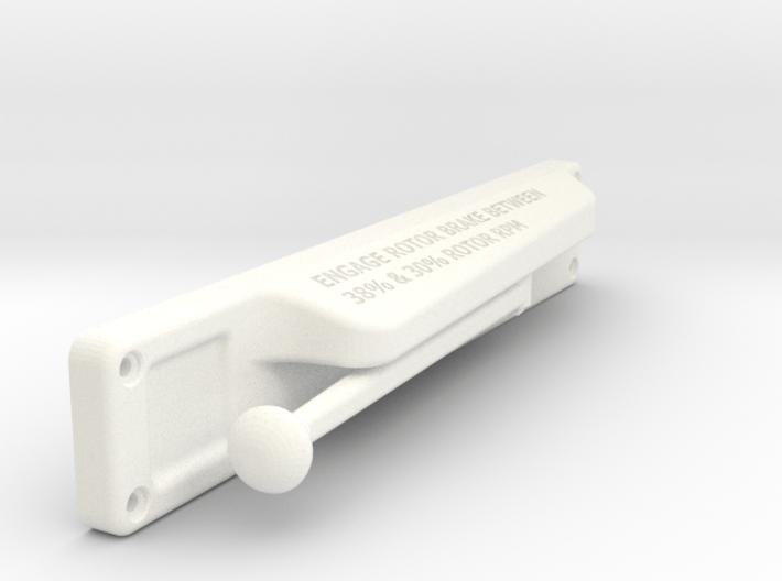 Rotor Brake  - 90mm 3d printed