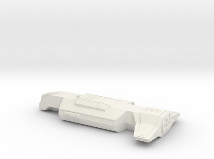 Anchient Ship 3d printed