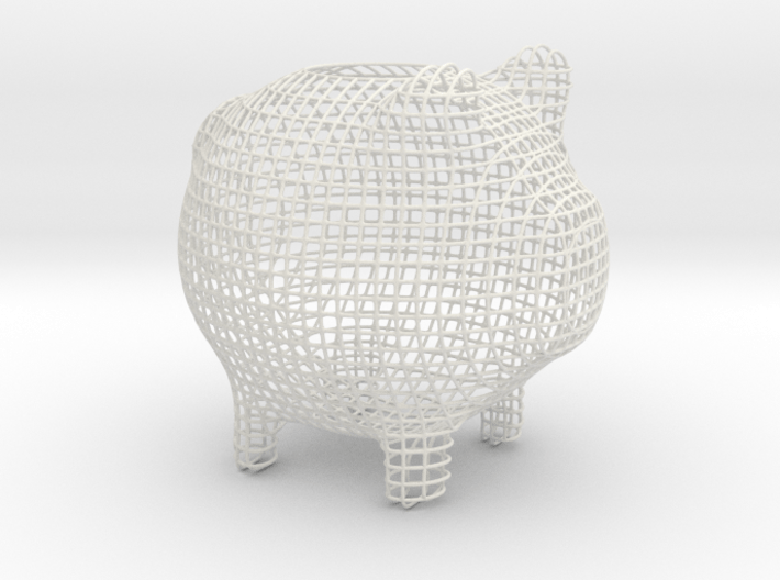 Squares Small 3d printed