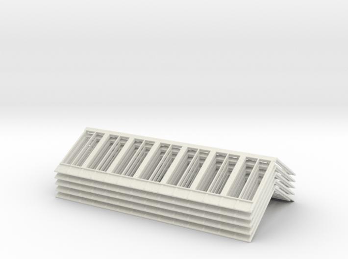 R1 13140 V3 Roof X 5 4mm 3d printed
