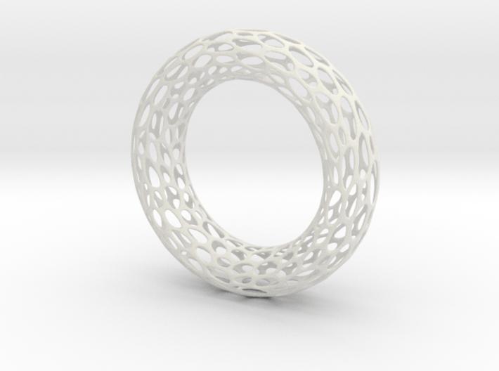 Cell Bracelet 3d printed
