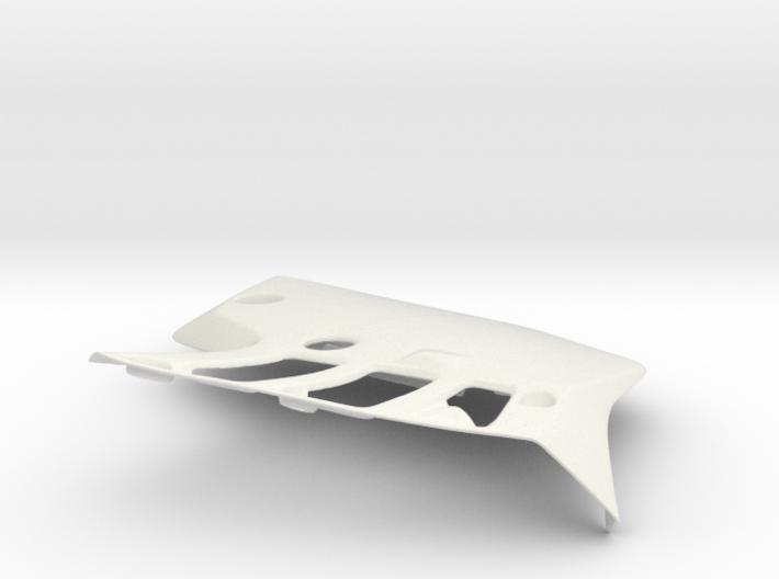 Left side Shroud for short track kit ATC250R 3d printed