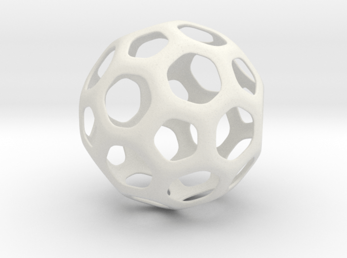 Hive Ball Large 3d printed
