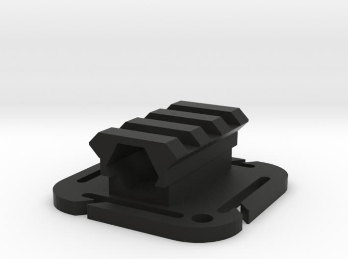 Super Molle Trigalight 3d printed