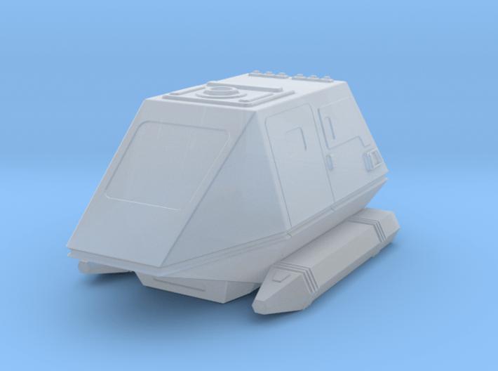 Shuttle 1 3d printed