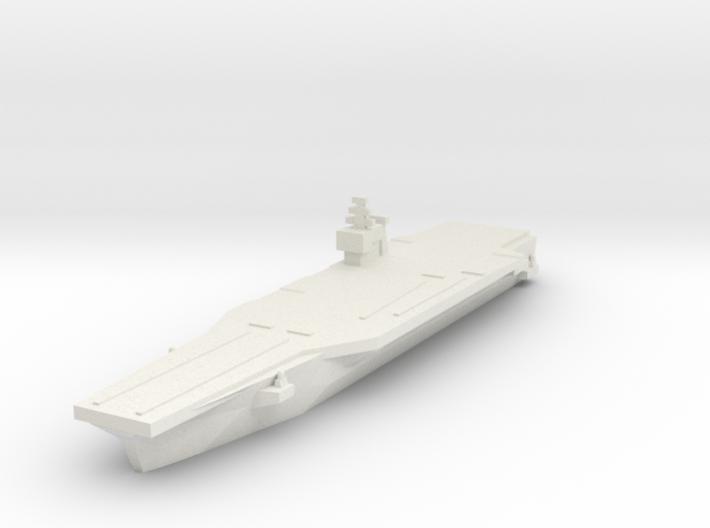 USN Nimitz class 1/4800 3d printed