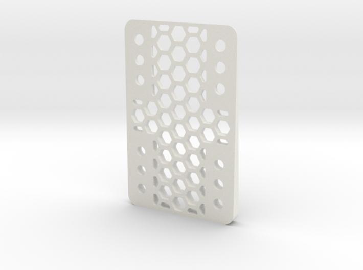 RazorWedge 3.5 3d printed