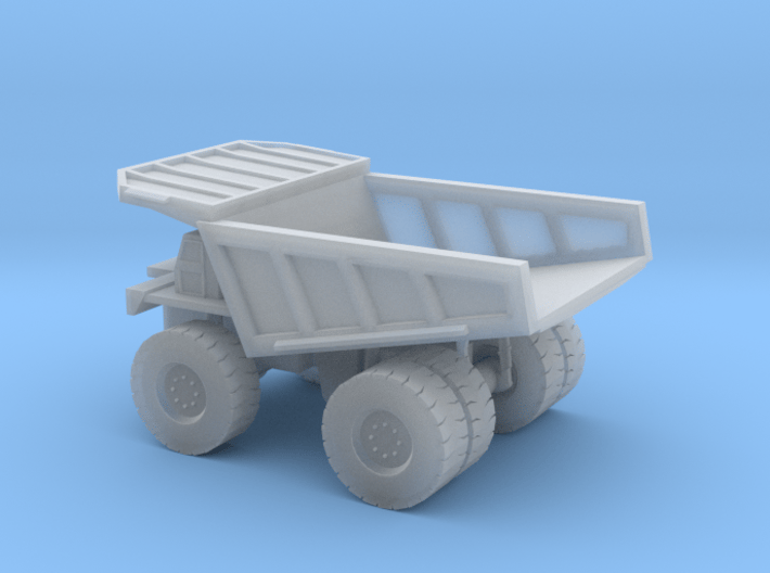 Caterpillar 797 Mining Dump Truck - Nscale 3d printed