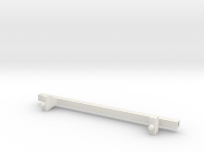 Barres Toit Xj 3d printed
