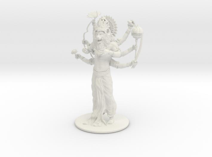 NrsReady 4 3D Print09 160mm High 3d printed