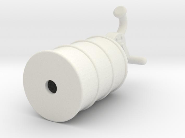 Rokenbok Lube Pump 3d printed