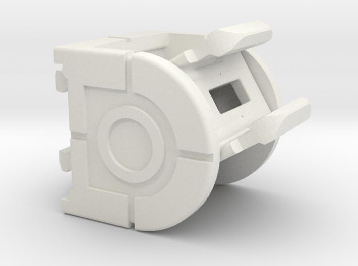 Rokenbok Hinge Block 3d printed