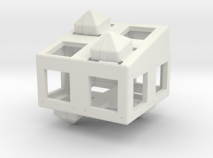 Rokenbok Wedge ROK Block 3d printed