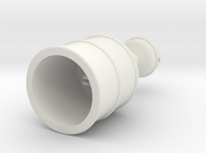 Rokenbok Oil Change Pan 3d printed