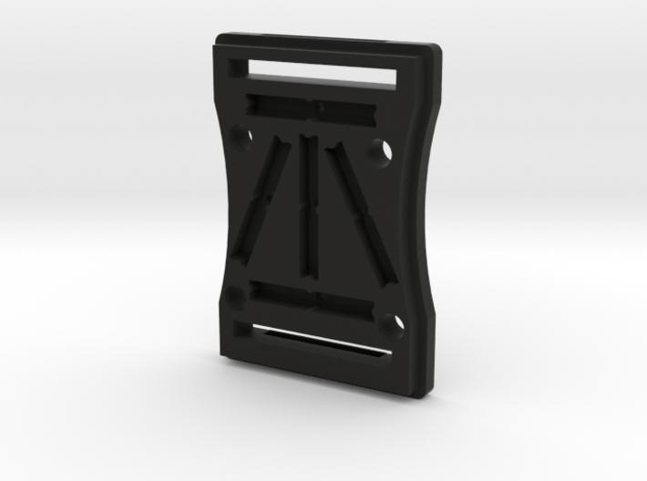 Tactical tritium Tag Holder 3d printed