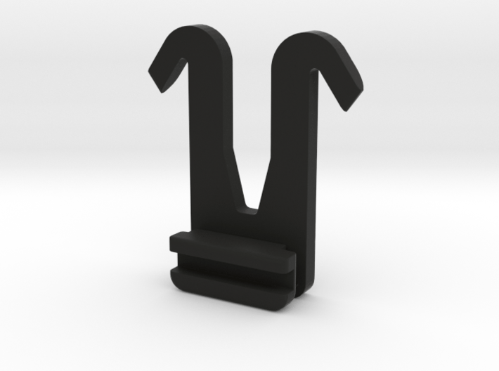 Molle V Clip Trit 3d printed