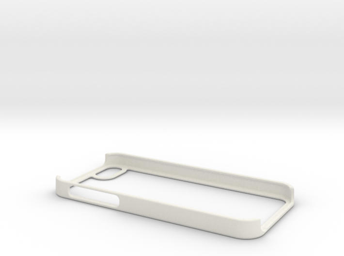 Iphone 5 & 5S Case Strong Secure fit tested 3d printed
