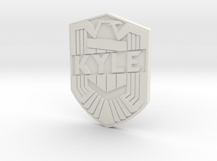Kyle Custom 3d printed