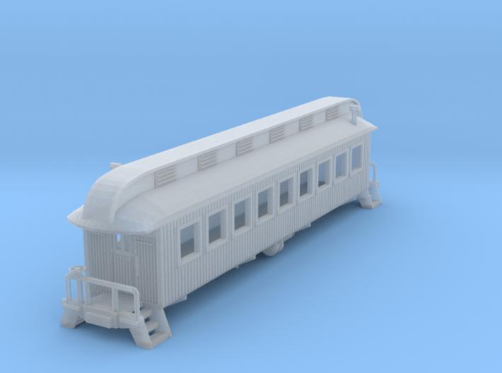 Diner Car 3d printed