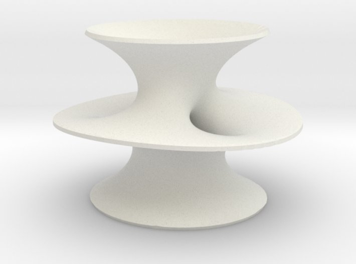 Costa's Minimal Surface 3d printed