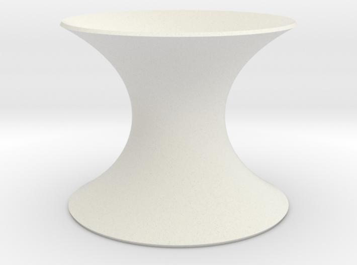 Catenoid Minimal Surface 3d printed
