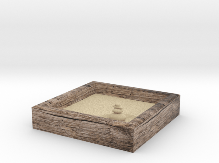 Zen Garden 3d printed
