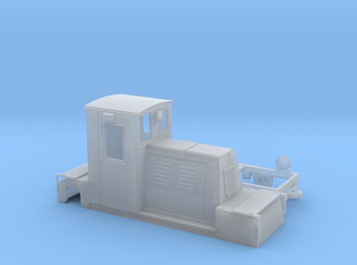 GEBUS Typ DDL52 1:35 3d printed