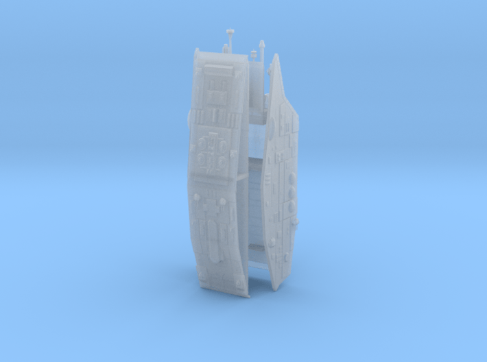 Imperial Escort Carrier 1/4222 3d printed
