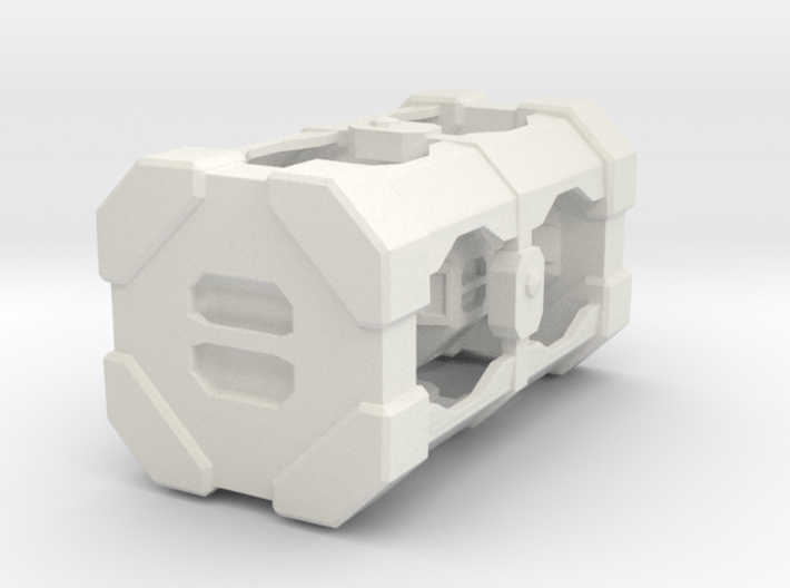 Fusion Coil 3d printed