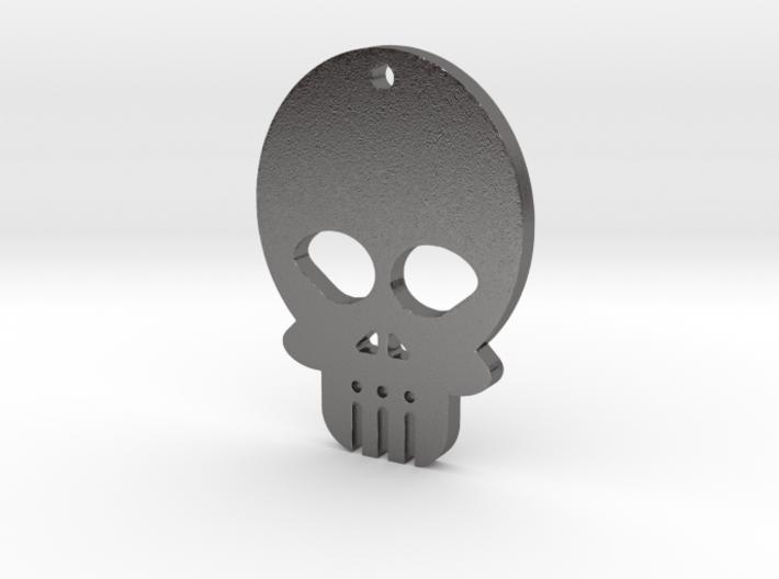Skull Haenger 3d printed
