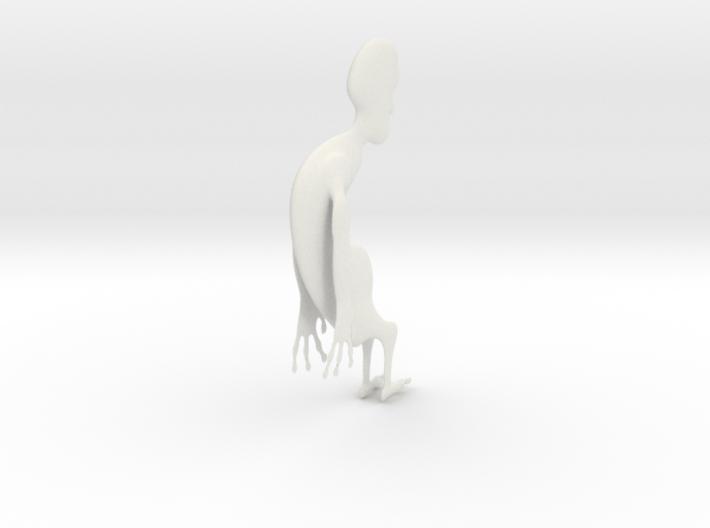 Gremlin 3d printed