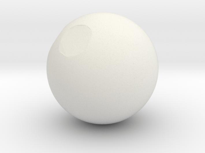 Sphere2 3d printed